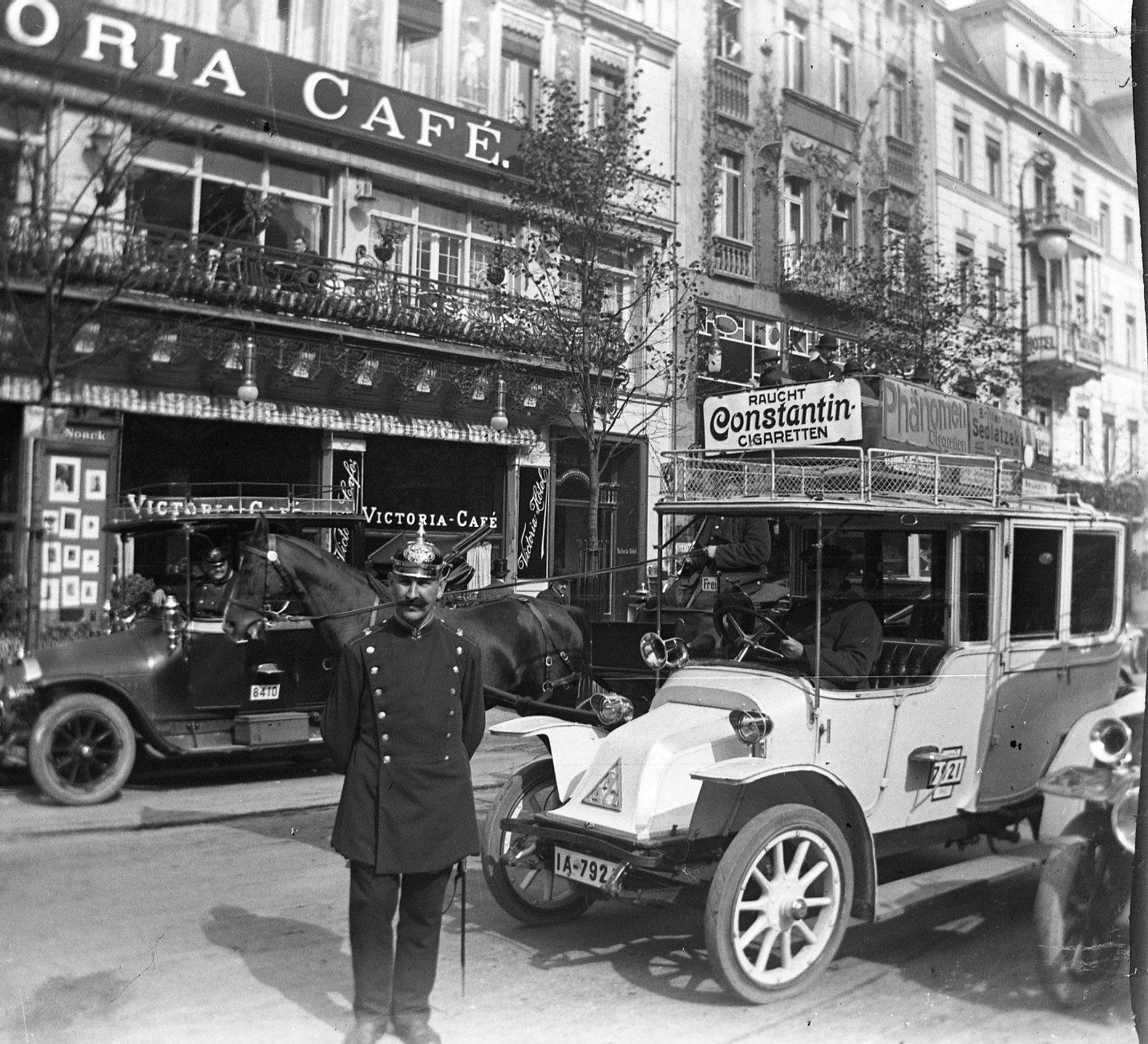 1912 – Series 5 – 04 – Victoria Cafe
